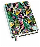Tropical Taschenkalender 2019 - Terminplaner mit Wochenkalendarium - Format 11,3 x 16,3 cm