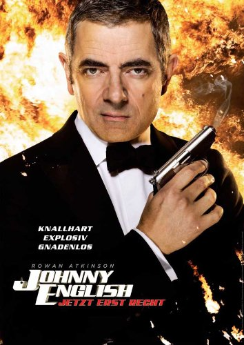 Johnny English - Jetzt erst recht [dt./OV] (Film Home Alone 3)