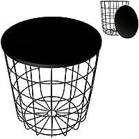 suchergebnis auf f r beistelltisch aus korb k che haushalt wohnen. Black Bedroom Furniture Sets. Home Design Ideas