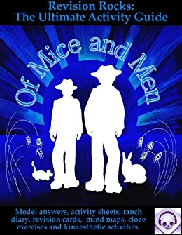 Of Mice and Men Revision: The Ultimate Activity Guide. (English Edition) par [Thomas, Jeff, Bird, Emily]