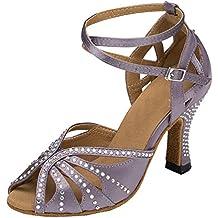 CFP - Zapatillas de danza mujer , color, talla 35,5 EU(6 cm)