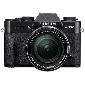 Fujifilm X-T10 Systemkamera inkl. Fujinon XF 18-55 mm