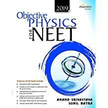 Wiley's Objective Physics for NEET, 2019