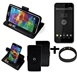 TOP SET: 360° Schutz Hülle Smartphone Tasche für Shift