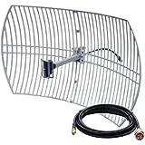 TP-Link TL-ANT2424B - Antena de Red, Blanco: Amazon.es ...