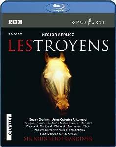 Hector Berlioz - Les Troyens (Theatre du Chatelet, Paris 2003) [Blu-ray] [2010] [Region Free]
