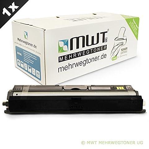 1x MWT Toner für Konica Minolta Magicolor 1600 1650 1680 1690 W mf EN DT D ersetzt A0V301H