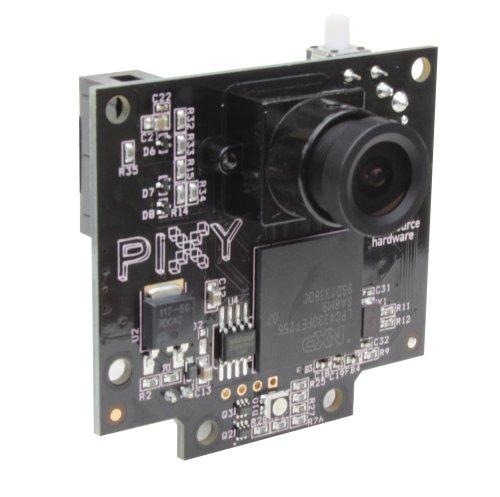 51G7tjIV9uL - Cámara de Seguimiento de Objeto para Arduino, Raspberry Pi, Beaglebone Negra. Pixy (CMUcam5). Sensor Visual Inteligente.