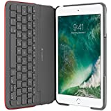 Logitech 920-007628 teclado para móvil - teclados para móviles (Rojo, Apple, Apple iPad mini 1/2/3, Inalámbrico, Bluetooth)