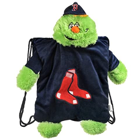 Boston Red Sox MLB Mascot Backpack Pal