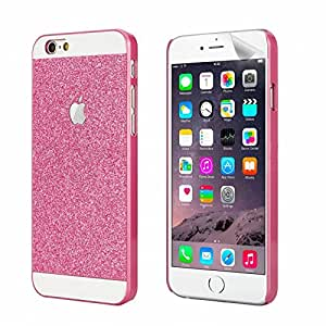 Fonixa shiny back cover for Apple iPhone 4/4s Pink