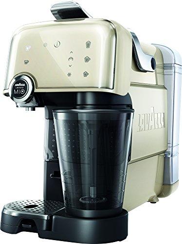 Lavazza LM7000 Fantasia con vaporizador de leche integral, blanco