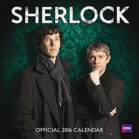 Calendrier Chinois 2016 - The Official Sherlock 2016 Square