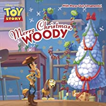 Merry Christmas, Woody [With Ornament] (Disney Pixar Toy Story)