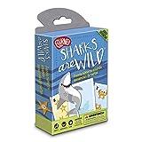 Fournier- Sharks Are Wild-Aprendiendo los Números Juego de Cartas Educativo, (1040719)