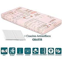 Materasso Ortopedico Per Lettino.Amazon It Materasso Ortopedico Lettino