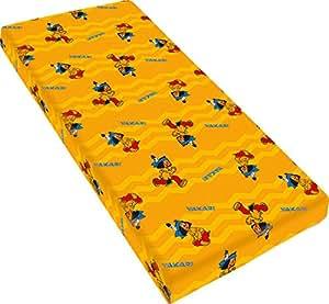 Herding 604536034 drap housse en coton motif yakari 90 100 for Drap housse en anglais