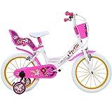 16 Zoll Mia and Me Kinderfahrrad Kinder Anfänger Fahrrad Bike