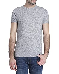 Jack & Jones MenS Casual T-Shirt (_5713235429946_Black_Large_)