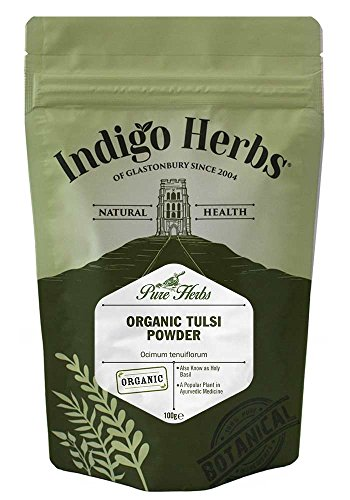 Indigo Herbs BIO Tulsi Pulver 100g