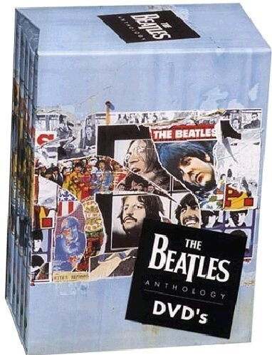 Parlophone The Beatles Anthology [DVD] [1995]