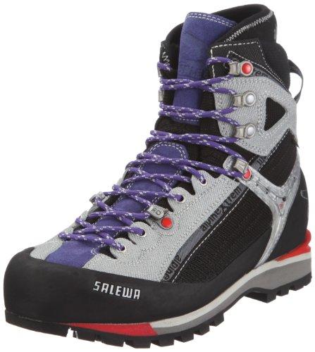 SALEWA WS RAVEN COMBI GTX (N) 00-0000061163, Chaussures de randonnée femme Noir (TR-B1-Noir-243)