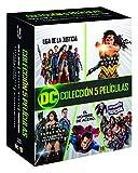 Best en. hombres Películas - Dc Colección 5 Películas (2013-2017) Blu-Ray [Blu-ray] Review