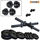 Kore K-DM-DRB-14kg-Combo 16 Dumbbells Kit