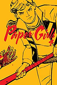 Paper Girls nº 04 par Brian K.%Vaughan