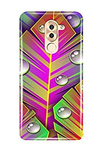Hupshy® Honor 6X Cover/Honor 6X Back Cover/Honor 6X Designer Printed Back Case & Covers
