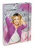 Undercover VIAE0940 - Heftbox A4 Disney Violetta