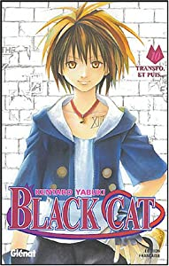 Black Cat Edition simple Tome 10