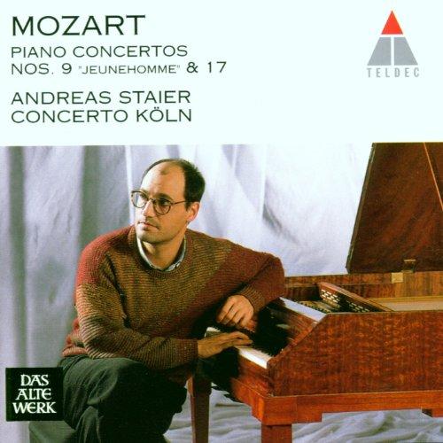 Piano Concerto No.17 in G major K453 : III Presto