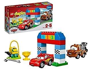 LEGO Duplo Cars 10600 - La Grande Sfida di Disney Pixar Cars (B00NVDMD3U) | Amazon price tracker / tracking, Amazon price history charts, Amazon price watches, Amazon price drop alerts