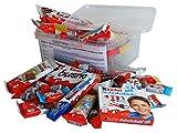 Süßigkeiten - Mix Party Box mit Ferrero Kinder Spezialitäten, 1er Pack (1 x 730g)