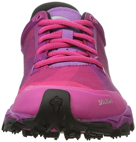 Salewa WS LITE TRAIN, Chaussures Multisport Outdoor femme Multicolore (Tawny Port/haze)