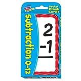 Best Trend Enterprises Educational Toys - Trend 56-Piece 8 x 13 cm Subtraction Pocket Review