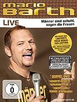 Mario Barth - Männer sind schuld, sagen die Frauen - Live [Limited Edition] [2 DVDs] hier kaufen