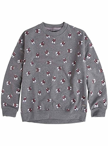 Pepe Jeans London Damen Sweatshirt Glenne Grau