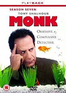 Monk: Season 7 [DVD]