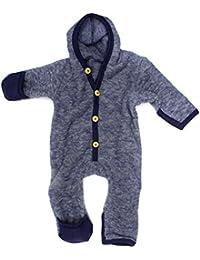 Baby Overall aus Wollfleece kbT von Cosilana