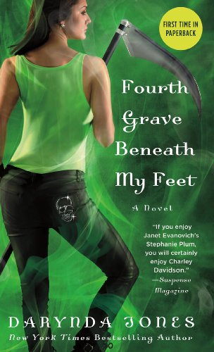 Fourth Grave Beneath My Feet (Charley Davidson)