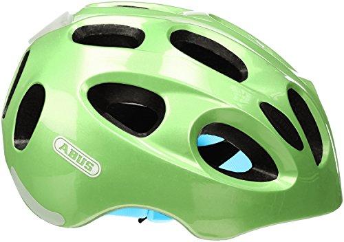 Abus Fahrradhelm Youn-I, sparkling green, 52-57 cm, 12814-1 - 6