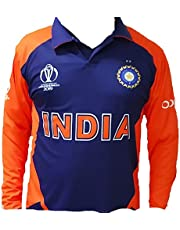 BOWLERS India Orange Jersey Full Sleeves(Limited Edition)