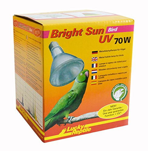 Lucky Reptile BSB-70 Bright Sun UV Bird 70 W (Bright Sun Uv)
