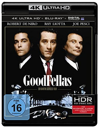 Good Fellas - Ultra HD Blu-ray [4k + Blu-ray Disc]