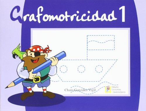 Grafomotricidad 1 por Charo González Vigil
