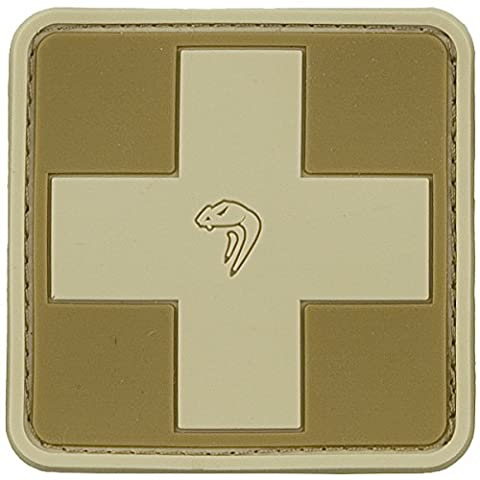 Viper Medic Caoutchouc Patch Coyote