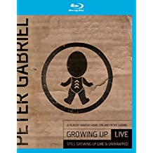Peter Gabriel - Growing Up Live & Unwrapped