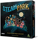 Edge Entertainment - Steam Park, juego de mesa (EDGSP01)